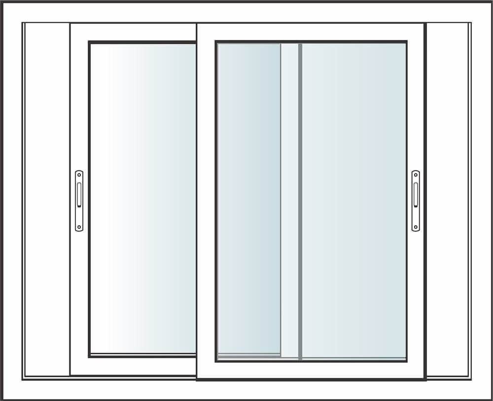 Sliding uPVC Windows & Doors with several options
